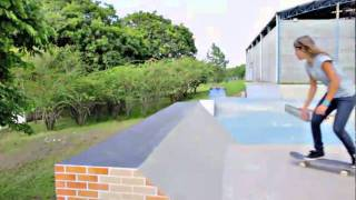 Download LETICIA BUFONI PRO DAY BRASIL SKATE CAMP HD.wmv Video
