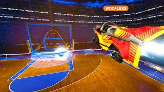 Download ROCKET LEAGUE BASKETBALL WITH NEW CARS! Video