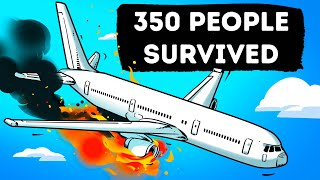 Download A Plane Caught Fire But 350 People Survived Miraculously Video