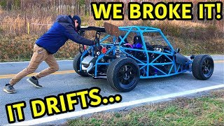 Download Turning A Salvaged Car Into A Street Legal Race Car Part 11 Video