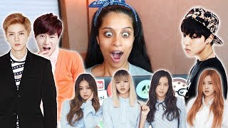 Download The Time I React To K-Pop Videos (Day 933) Video