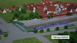 Download Vi bygger fyra spår mellan Lund och Arlöv | Trafikverket Video