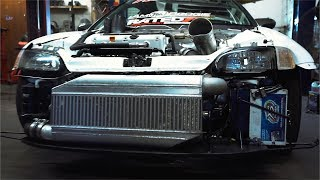 Download Feral Hiboost 1000hp Turbo K20 Civic Hatch Update Video