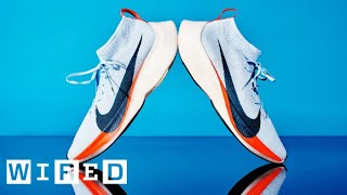 Download The Shoe That Could Make a Sub-Two-Hour Marathon Possible | WIRED Video
