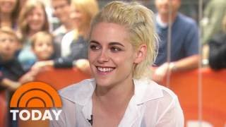 Download Kristen Stewart On Films, New Hair, And Her Directing Debut: I've Never Been Happier | TODAY Video