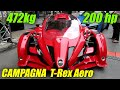 Download 2013 T-Rex Aero 3S by Anibal Automotive Design - Peel Paddock 2013 - Montreal Formula 1 Weekend Video