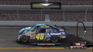 Download NASCAR 09 - 20 Laps - Gameplay | HD Video
