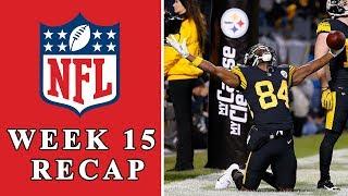 Download NFL Week 15 Recap: Patriots continue to struggle, Vikings dominate, Cowboys get shutout | NBC Sports Video