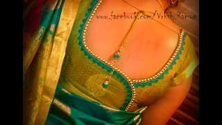Download Latest Saree Blouse designs for silk sarees Video