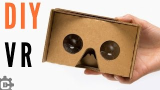 Download How to make vr cardboard Easy | vr headset at home Video