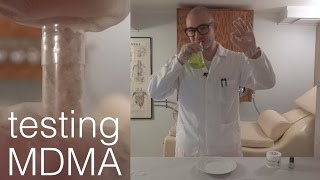Download Testing MDMA (Molly) Video