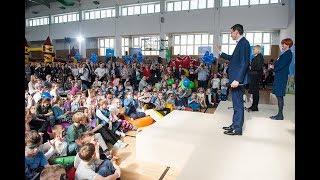 Download Mateusz Morawiecki podczas obchodów #2lata500plus w gminie Radymno Video
