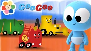 Download Aprende con Googoo!   Aprendiendo Los Camiones para Niños   Dibujos Animados de BabyFirst Video