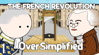 Download The French Revolution - OverSimplified (Part 1) Video
