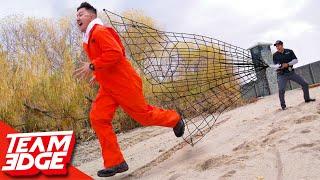 Download Net Gun Prisoner Chase Challenge! Video