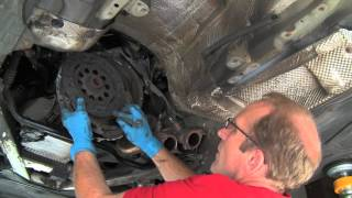 Download Replacing a BMW Self-adjusting Clutch & Dual-mass Flywheel Part 1 of 2 Video
