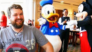 Download Mickey and Donald were SHOCKED!!! - Disneyland Paris Impressions Video