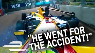 Download Crashes, Disqualifications & Team Orders! Formula E's Most Controversial Moments Compilation Video