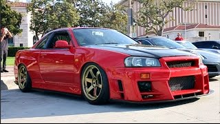 Download Extremely RARE R34 GTR Skyline! Video