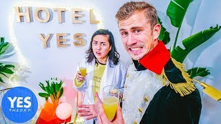 Download Turning our House into a Fake Hotel in 72hrs…(ft. Elle Mills) Video