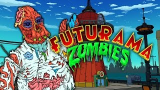Download Futurama Custom Zombies (Call of Duty Black Ops 3 Zombies) Video