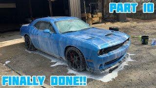 Download Rebuilding a Wrecked 2016 Dodge Hellcat Part 10 Video