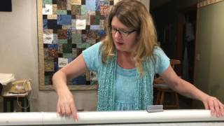 Download How to Load a Longarm Quilt Back~With Leader Grips~Quick Tip Tuesday with Paola Jo Video