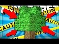 Download If There was Only ONE TREE in ALL of Minecraft Video