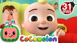 Download Peek a Boo Song | +More Nursery Rhymes & Kids Songs - Cocomelon (ABCkidTV) Video