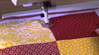 Download Clear Stitch-In-Ditch Foot by HUSQVARNA VIKING® Video