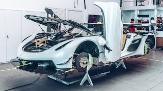 Download How to build a 300mph Koenigsegg Jesko | Top Gear Video