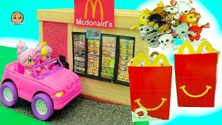 Download Shoppies Order Happy Meals In McDonalds Drive Thru - Beanie Boo's Toys Video