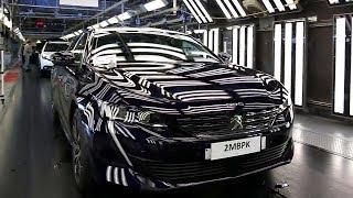 Download Vidéo Peugeot 508 II : les coulisses de la production à Mulhouse ( feline.cc ) Video