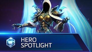 Download Auriel Spotlight - Heroes of the Storm Video