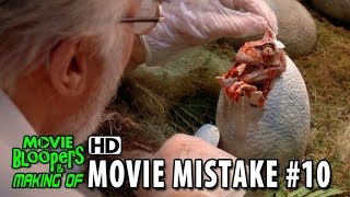 Download Jurassic Park (1993) movie mistake #10 Video