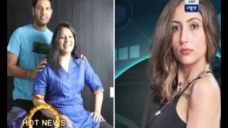 Download Bigg Boss: Akanksha Sharma gives shocking advice to Yuvraj and Hazel Keech Video