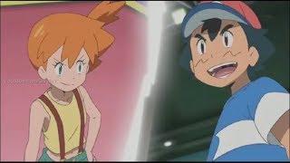 Download Pokemon Sun and Moon - Misty's Mega Gyarados vs Ash's Pikachu [Full HD] English Subs! Video