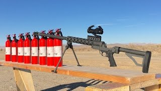 Download 50 CAL VS FIRE EXTINGUISHER - SERBU 50 BMG Video