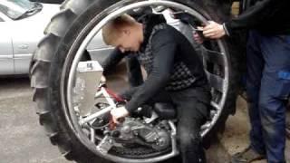 Download Monowheel - MARTEC Video