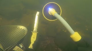 Download Metal Detecting Underwater for Lost $27,000 Ring! (Scuba Diving) Video