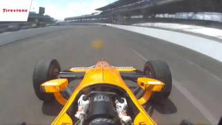 Download Fernando Alonso Onboard Double Overtake Indy 500 Video