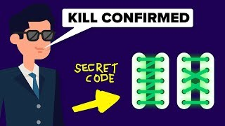 Download CIA Spy Techniques: The Shoelace Code and Other Secret Spy Techniques Video