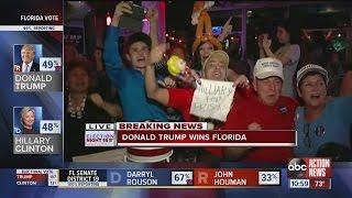 Download Election 2016: Donald Trump wins Florida Video