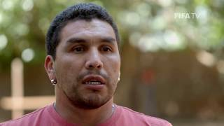 Download The extraordinary story of Paraguay's Salvador Cabañas Video