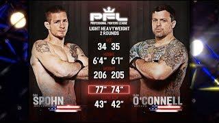 Download PFL Full Fight Friday: Sean O'Connell vs. Dan Spohn Video