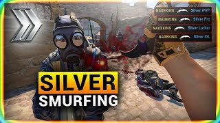 Download CS:GO SMURFING in SILVER Video