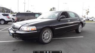 Download 2011 Lincoln Town Car Signature Limited, Start Up, Exhaust, and In Depth Tour Video