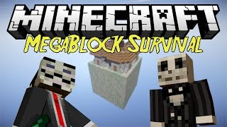 Download [Minecraft] Megablock survival | Episodul 2 | Vizitam insula de CARAMIDA Video