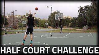 Download HALF COURT CHALLENGE!!!! Video