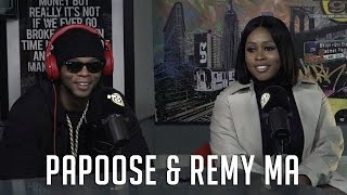 Download Remy Ma & Papoose Talk New Season of Love and Hip Hop, Having a Baby & Why She Hates on His Music Video